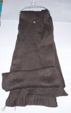 Echarpe enfant Tex marron laine acrylique Taille Unique 155cm
