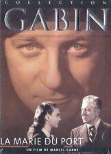 "DVD ""LA MARIE DU PORT"" collection GABIN  N 30   NEUF SOUS BLISTER"