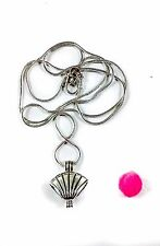 Oyster Diffuser Ball and Cage Necklace for Essential Oils Kit Aromatherapy