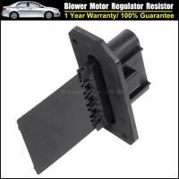 HVAC Blower Motor Resistor Front For 2002 - 2006 FORD EXPEDITION EXPLORER RU-381