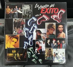 LA HUELLA DEL EXITO VOL II FEAT HOMBRES G / SODA STEREO + MORE STILL SEALED LP