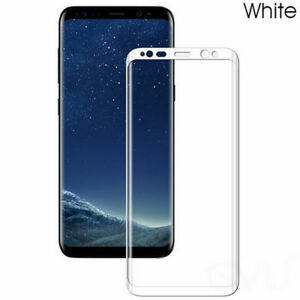 For Samsung Galaxy S21 Ultra S20 Plus S10 S9 S8 Tempered Glass Screen Protector