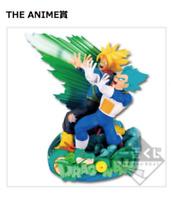 Dragon Ball SUPER MASTER STARS DIORAMA Trunks Vegeta Figure THE ANIME JAPAN