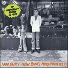 BOOTS And Panties 0740155300135 By Ian Dury CD