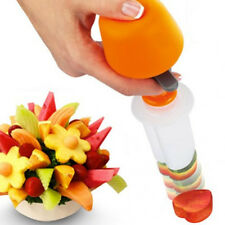 Fashion Fruit Salad Carving Vegetable Smoothie Cake Tools Kitchen Bar Cooking