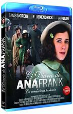 THE DIARY OF ANNE FRANK (2009) **Blu Ray B** Tamsin Greig, Ellie Kendrick