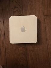 Apple A1302 Time Capsule Wi-Fi Hard Drive 500GB Wireless-N Router NAS type