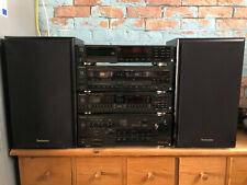 More details for vintage 1990 technics hifi system sb-c450 su-v650 sh-8058 sl-p350 rs-t330r mint