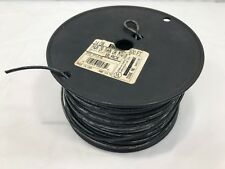 14 AWG Copper Stranded THHN / THWN / MTW 600 Volt Black Wire approx 450 Feet