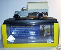 RARE UNIVERSAL HOBBIES UH CITROEN TYPE 23 1946 POSTE POSTE PTT 1/43 IN LUXE BOX