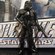 "STAR WARS the vintage collection SHADOW TROOPER stormtrooper 3.75"" VC163"