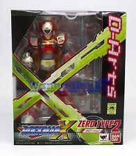 50303 BANDAI MEGAMAN D-Arts ROCKMAN X ZERO TYPE 2 In STOCK