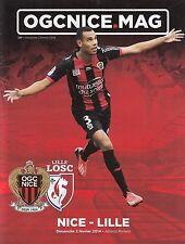 OGC Nice v Lille OSC 2013/14 (2 Feb)