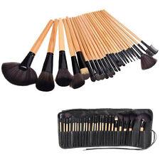 24Pcs Professional Make Up Brush Set Foundation Brushes Kabuki Makeup Brushes H7