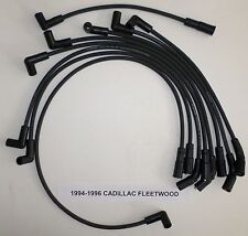 Cadillac Fleetwood 1994-1996 LT1 5.7L 350 HIGH PERFORMANCE BLACK Spark Plug Wire