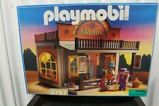 PLAYMOBIL 3787 NEW-in-sealed-box NISB Molly Brown in Golden Nugget Saloon