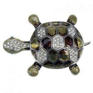 Wunderschönes Buckle Schildkröte Turtle Gürtelschnalle