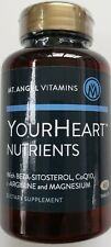 Mt. Angel Vitamins   Your Heart Nutrients   (clearance sale)   60 tablets