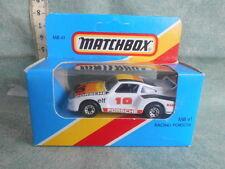 MATCHBOX RACING PORSCHE MB 41  FONDO DI MAGAZZINO  1986