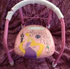 Disney Rapunzel Child Size Chair! Japanese Crane Prize! Pink Princess Gift NWT