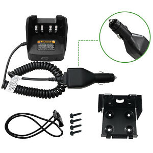 Radio Car Charger For Motorola APX6000XE APX7000XE APX8000XE Walkie Talkie Radio