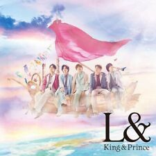King & Prince L& CD+DVD Limited Edition B Johnnys'