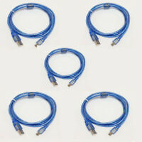 5x USB Cable for Fuji Camera FinePix S8600 S5500 S5600 S6500 S9500 S9600 S7000