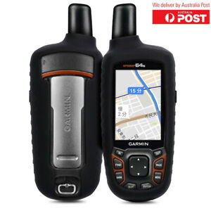 Silicone Case for Garmin 64S Handheld GPS Syd stock black