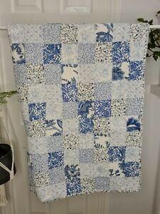 Laura ashley bedspread throw