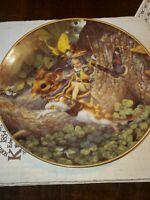 "Knowles ""Tom Thumb"" Plate By Scott Gustafson"