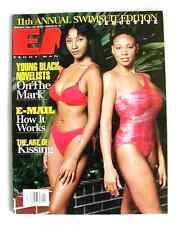 Back Issue EM Ebony Man Magazine SWIMSUIT EDITION January 1998 EXCELLENT