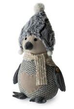 Snowy Penguin Novelty Animal Door Stop