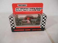 """Matchbox 1990 Nascar Super Star Goodwrench #3 """"DALE EARNHART"""" New 1:64"""