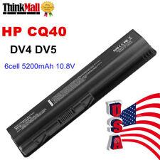 for HP Pavilion DV4 DV5 DV6-1000 CQ40 CQ60 CQ61 484170-001 G70 G71 G50 Battery