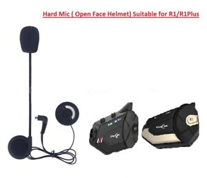 FreedConn 5 Pin Mic/microphone For R1/R1 Plus  hard Cable  Headset Earpiece