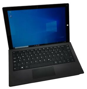 "Microsoft Surface Pro 3 12 "" Tablette Intel Core i5 4300U 8GB RAM 256 Go Mémoire"