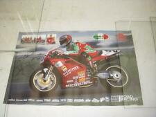 RARE 2001 FAST BY FERRACCI HUSKY RACING TEAM POSTER LAMSON THOMAS PRESTON