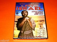 EL REY DE ISRAEL - Burt Lancaster / Gianfranco De Bosio 1974 - Precintada