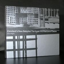 Wigley # CONSTANT , NEW BABYLON# 1998, mint