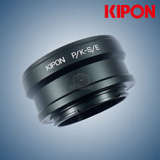New Kipon adapter for Pentax K PK mount lens to Sony E camera NEX/A72/A7R2