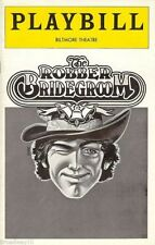 "Barry Bostwick ""ROBBER BRIDEGROOM"" Barbara Lang / Alfred Uhry 1977 Playbill"