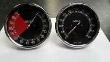 Electronic Vintage Jaeger Rev Counter mg Bentley Alvis