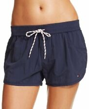 Tommy Hilfiger Swim Board Shorts Sz S Core Navy Blue Cover-Up Short TH49908