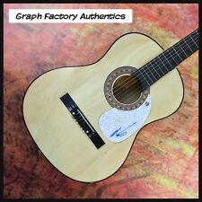 GFA Phantom Planet Singer * ALEX GREENWALD * Signed Acoustic Guitar LA1 COA