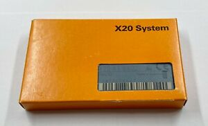 1 x New X20AT6402, X20, Temperature Input Module, Thermocouple, B&R Automation