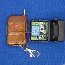 DC 12v 10A relay 1CH wireless RF Remote Control Switch Transmitter+ Receiver car