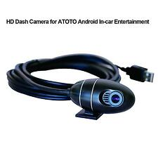ATOTO USB ON-DASH CAMERA / DVR Recorder - ONLY Compatible with ATOTO M4 & A6
