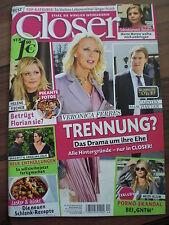 Closer Michelle Hunziker Helene Fischer Boris Becker Micaela Schäfer Ang. Jolie