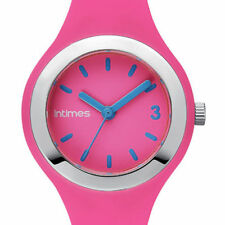 Silicone/Rubber Band Sport Wristwatches