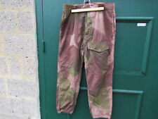 PANTALON PEAU DE SAUCISSON BIGEARD BOY  INDOCHINE / ALGERIE ORIGINAL